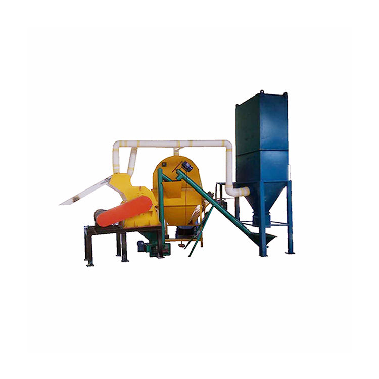 Hot Popular Waste Lead Acid battery recycling machine