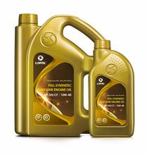 API Fully Synthetic SN Gasoline Engine Oil 5w40 Motor Engine Oil