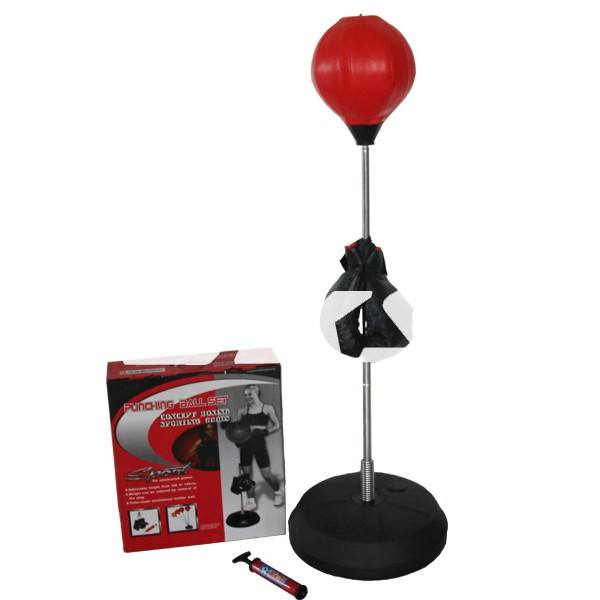 Mini Punching Ball Set For Children Using With Stand