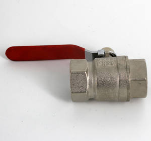 Professional Brass Ball Valve