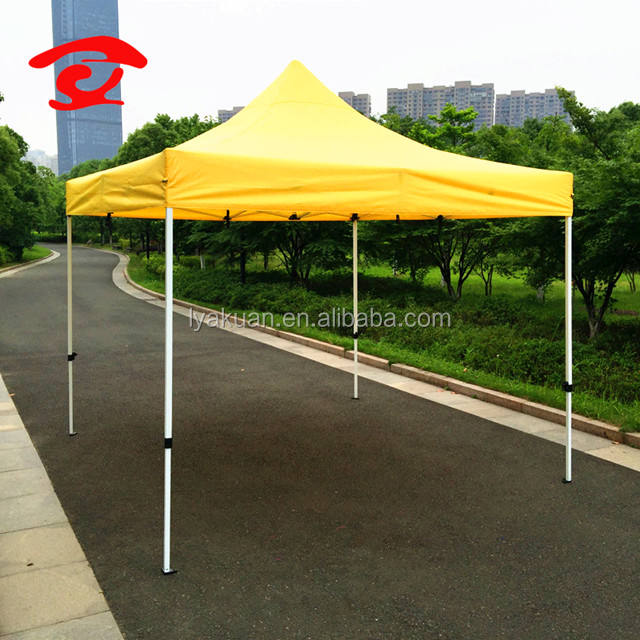 Outdoor folding instant custom easy ez up event tent 10x10