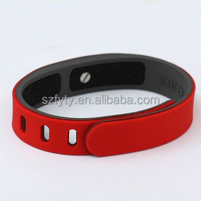 Wristband del <span class=keywords><strong>silicone</strong></span> del <span class=keywords><strong>braccialetto</strong></span>