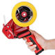3 inch Rubber handle Industrial Packing Tape Gun Dispenser