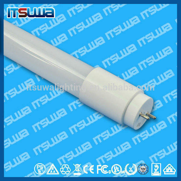 ITSUWA ul cul approved external driver fa8 single pin 36w t8 led tube with 5 years warranty