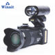 Winait 33mp dslr camera 24x optical zoom 3.0