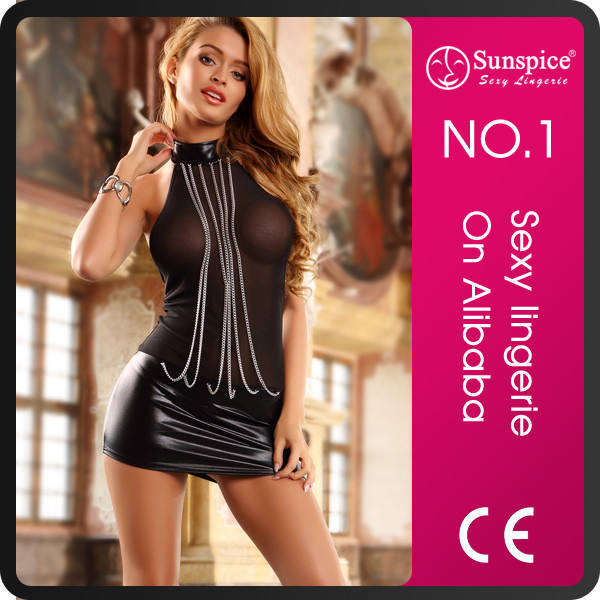 Sunspice description femmes sexy salsa arabe robe de danse