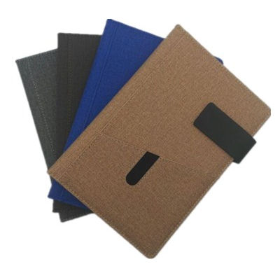 A5 High Quality custom pu leather business pocket travler journal hardcover notebook