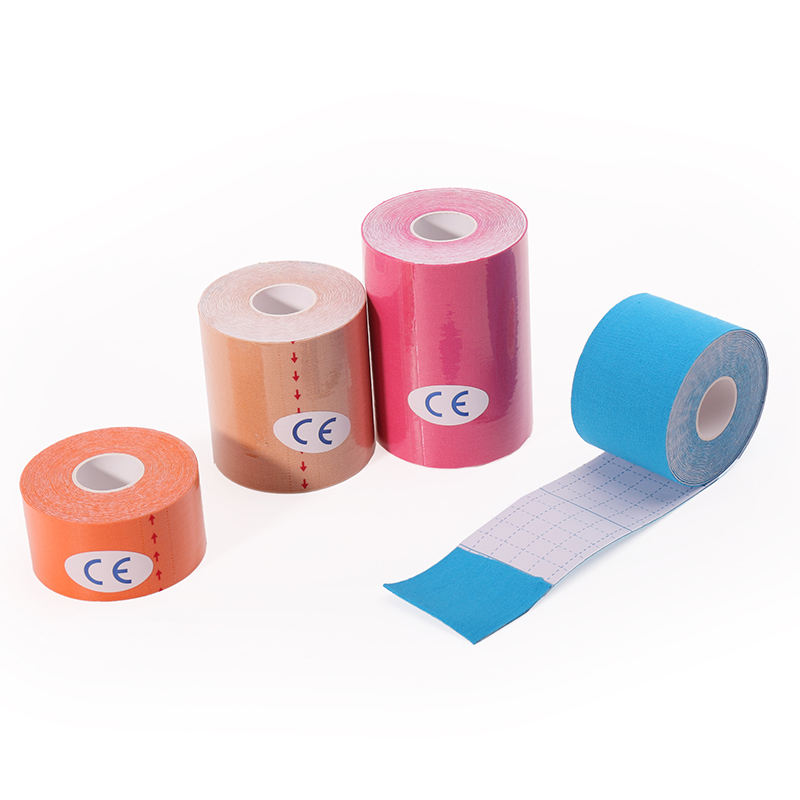 Wuxi Wemade 18 colours for reference low price surgical custom athletic kinesiology tape