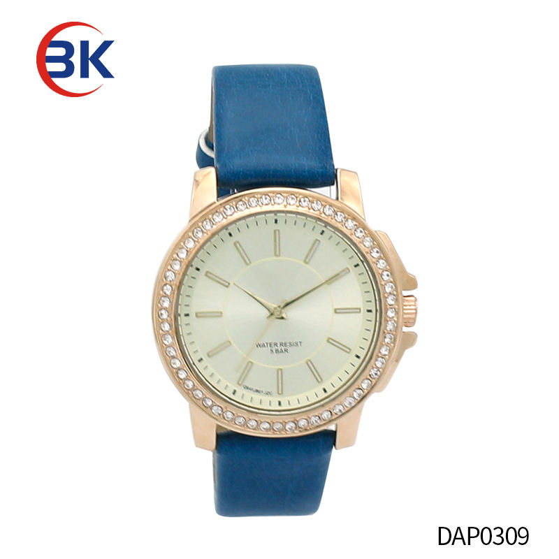 Online shopping india watch wholesale leather watch strap