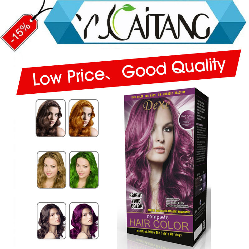Subaru permanent hair color, cream Form and GMP Certification bulk hair dye color