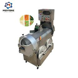 Potato Chips Cutting Machine Washing Peeling And Slicing Machine
