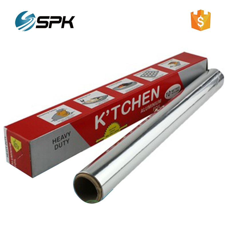 Roll Type Aluminum Foil Roll for lab baking and barbecue