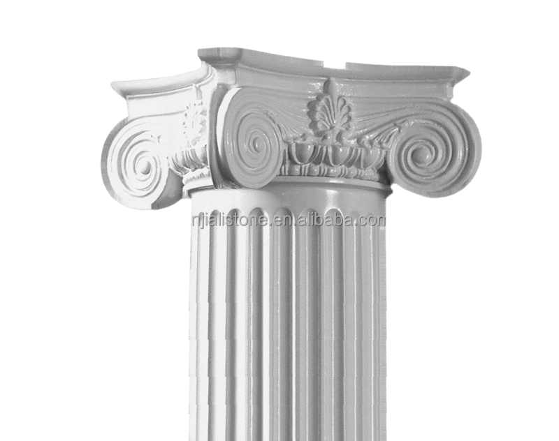 Marble Roman Column Pillar For Building Decoration