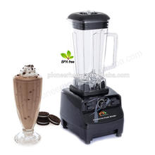 1300W Commercial blender household kitchen appliance multi-function juice mixer large capacity food processor