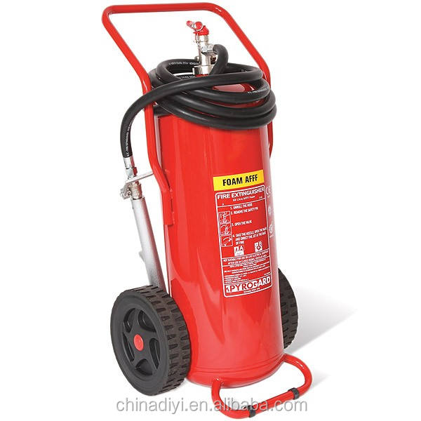 hot sale 35L TROLLEY FOAM fire extinguisher/fire extinguisher for electrical fire/lfire alarm smoke detector