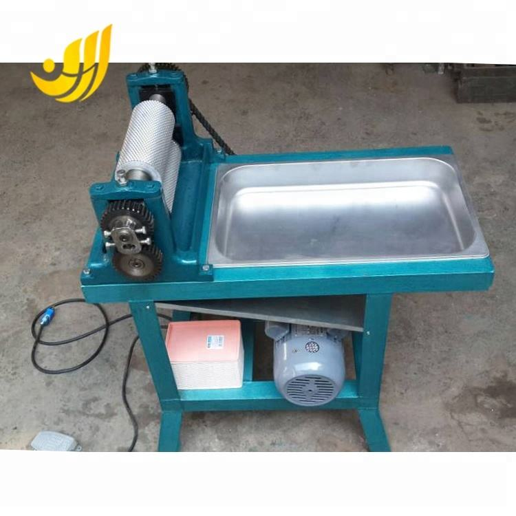 Stainless steel beeswax foundation sheet machine/mold with Aluminum Alloy rollers