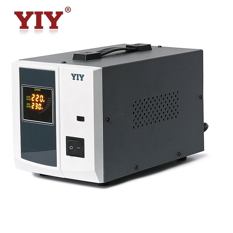 Single phase 5kva 220v 230V 240V 50HZ 60HZ relay control automatic AC voltage regulator/stabilizer