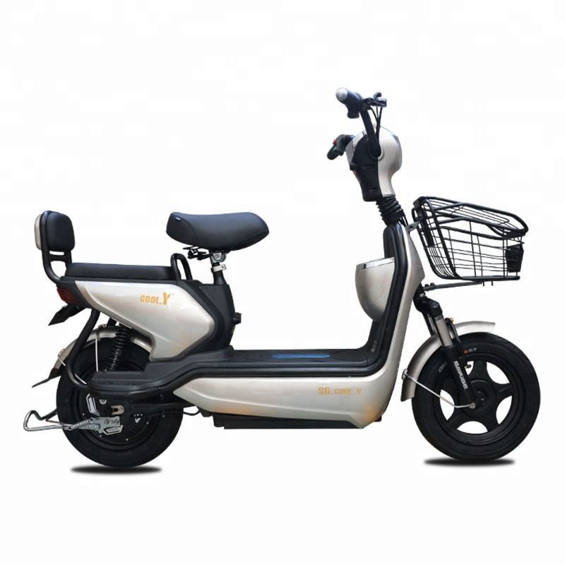 the best price traditional two wheels CE two seat fat tire not folding electric bike