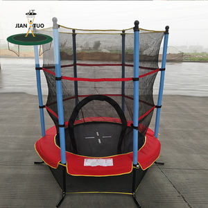JianTuo Sports 55 inch Fitness Bungee Mini Trampoline Kids Indoor Trampoline