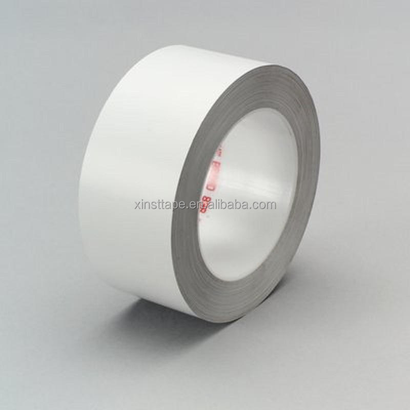 3M 838 Outstanding Mechanical Properties Weather Resistant Film Tape For Hinge Seal On Shower Doors