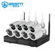 BESNT Turkey hot selling IP 960p POE WiFi 8CH P2P camera system IP CCTV NVR kit BS-N08W12