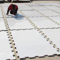 Abrasion Resistance Hdpe Self Lubricating Synthetic Ice Rink for Haiti