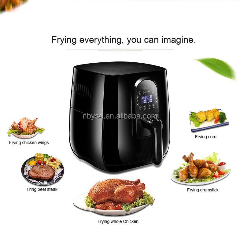A Magic Kitchen Cooking Fryer untuk Memasak dan Baking