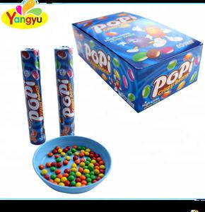 حبوب الشوكولاتة الملونة اللذيذة بنكهات ممتعة متعددة Alibaba Com