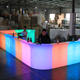 Led illuminated bar counter commercial portable modern Plastic