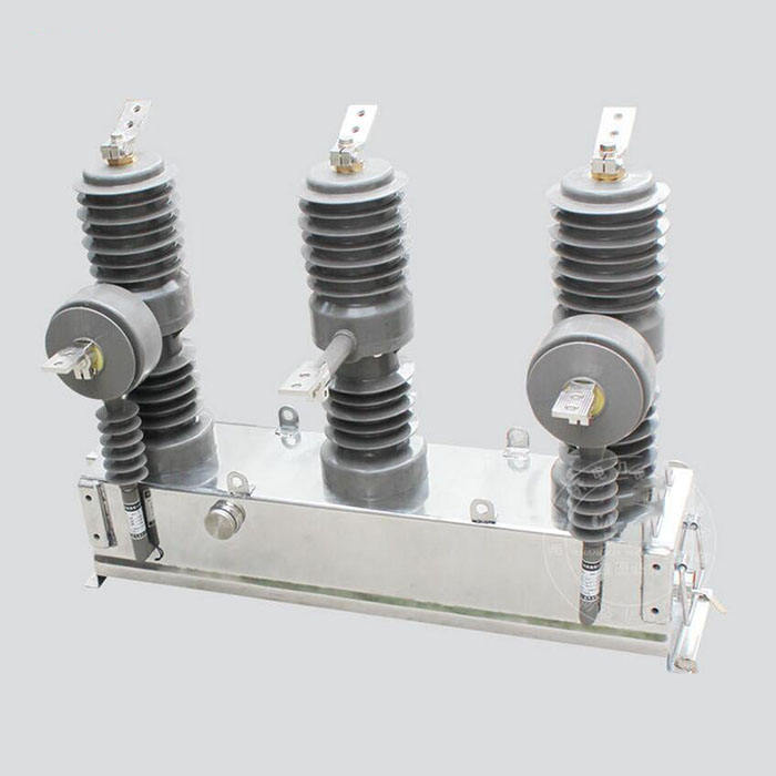 High voltage 11kv outdoor vacuum circuit breaker zw32