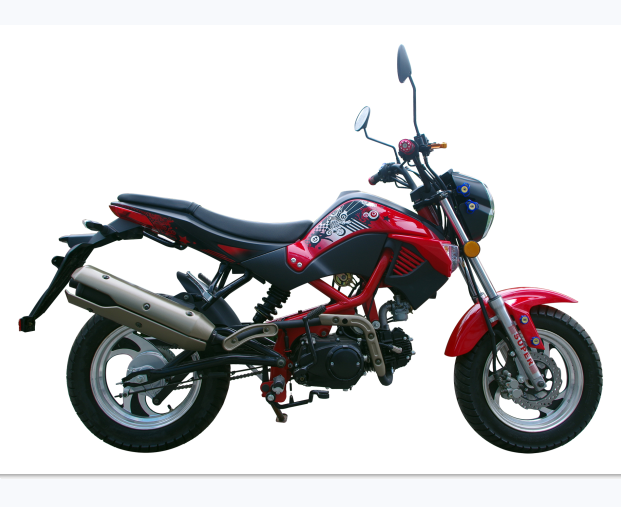 China attractive price street bike motorcycles chopper 110cc