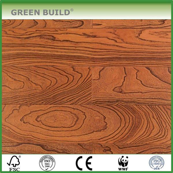 Elm <span class=keywords><strong>solide</strong></span> bois planchers de bois franc utiliser pour lit chambre