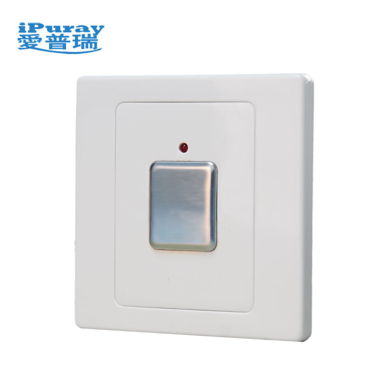High Power Auto OFF touch pad Electronic wall timer Switch with Preset Delay