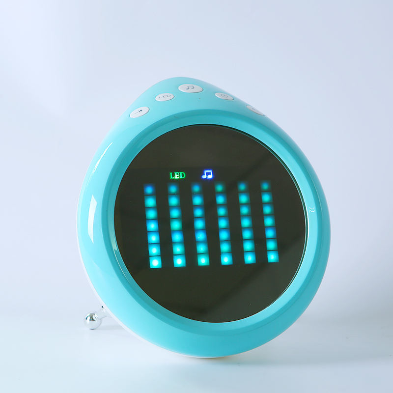 Nuovo Disegno Tappeto Display Led Digital Desk Calendar Alarm Clock
