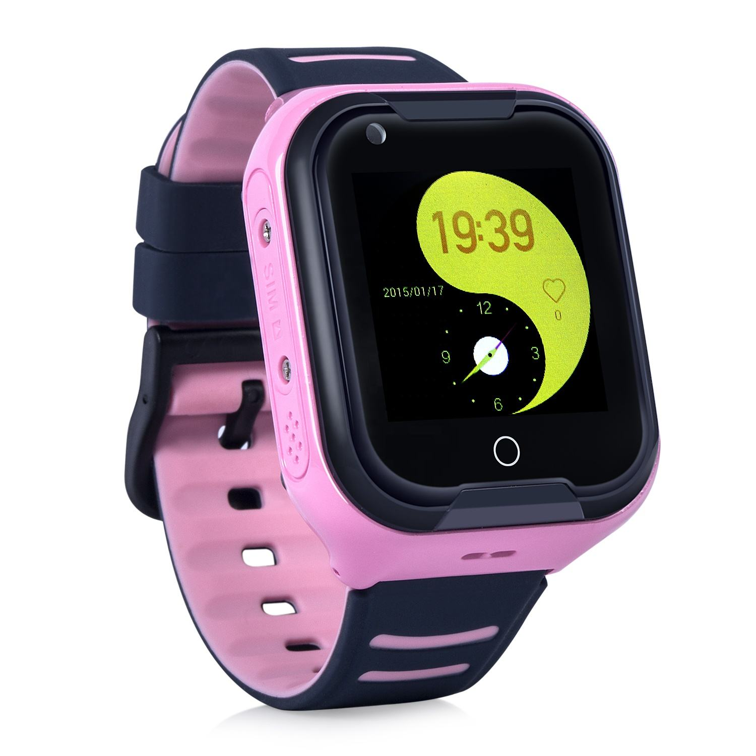 Wonlex 4G Video Calling GPS Smart Watch For Kids