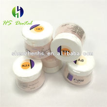 HS Dental A2 A3 16 color Noritake CZR  zirconia porcelain powder