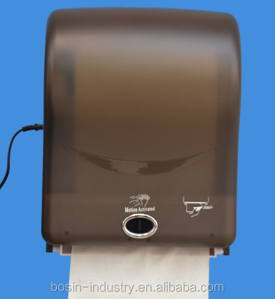 wall mounted toilet automatic paper dispenser paper