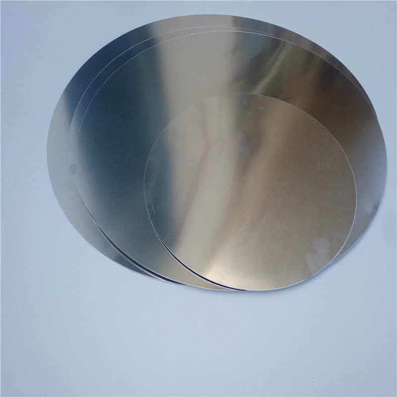 customzied any size aluminum disc circle sheet round aluminum disk material 1050 1060 1070 1100 3003 8011