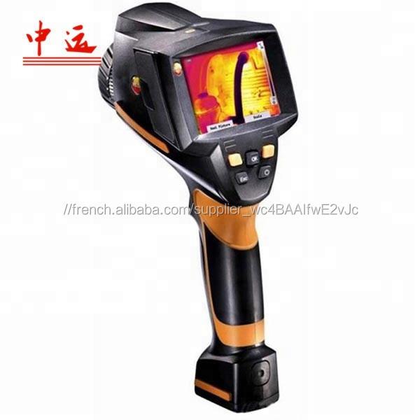 ZhongYun Portable <span class=keywords><strong>IR</strong></span> Infrarouge <span class=keywords><strong>Caméra</strong></span> <span class=keywords><strong>Thermique</strong></span> Imageur 160*120 FPA Thermomètre