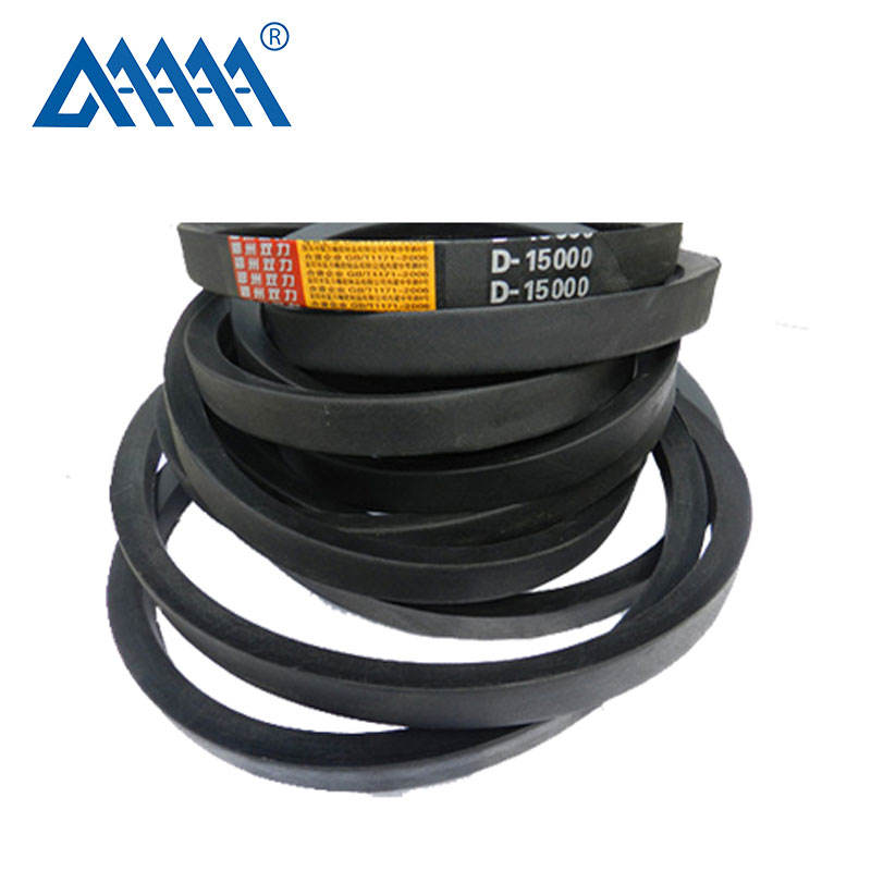 SPC 10000mm SPA SPB SPC SPZ narrow wrapped belt v belt from China factory