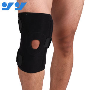 Sports Knee Pads Bandage Straps Leg Sleeve Sports Safety Guards Patella Pads For Basketball