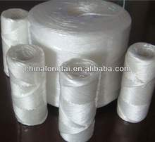 pp fibrillated yarn/sewing thread/agriculture baler twine factory