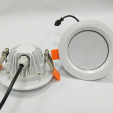IP65 waterproof recessed fire rated 3 inch 10w ~18w white LED downlight