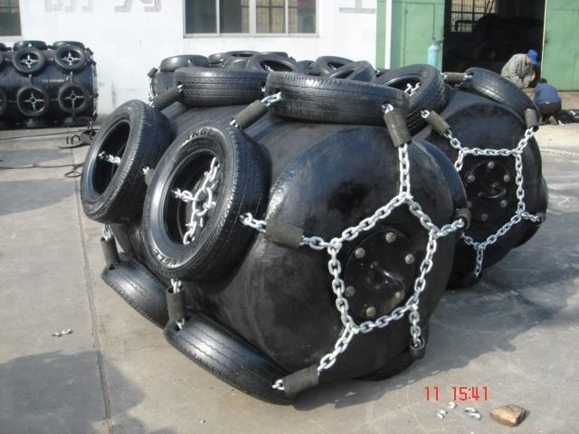 marine equipments foam type marine rubber boat fender