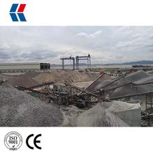 Pebble Limestone Crushing Plant with Selectable Capacity and Outputs
