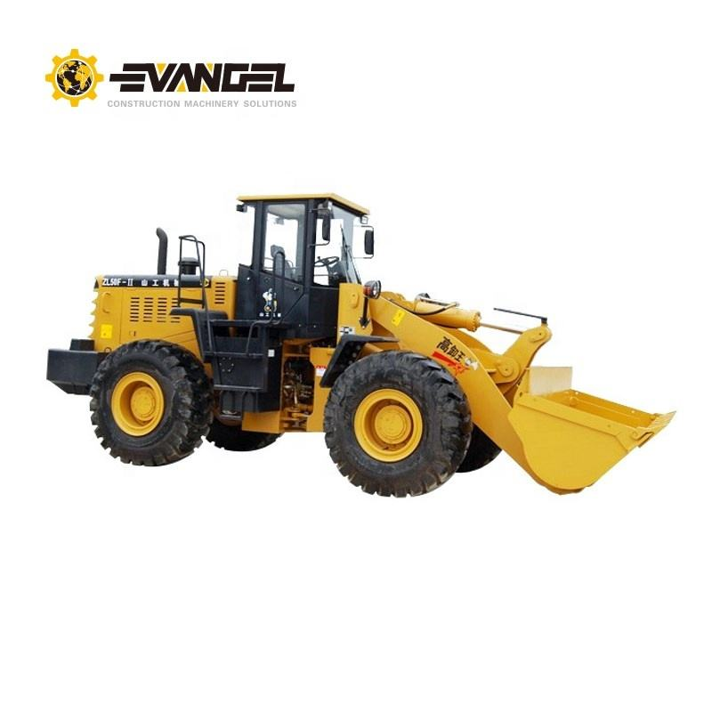 Hydrostatic drive 2 ton small wheel loader ZL20/CH920 with CE hot sale in East Europe