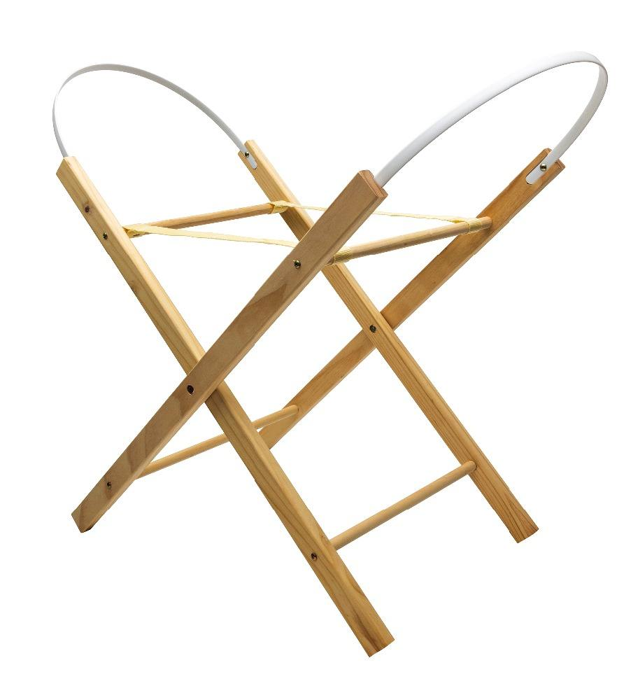 2019 hot sell deluxe folding moses basket stand