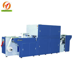 Digital sticker label printing machine