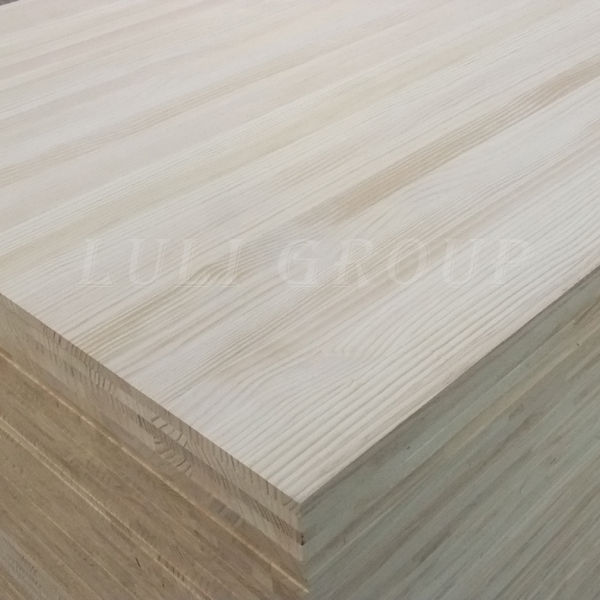 chile radiation solid A/A pine edge glued laminated board
