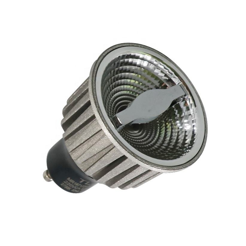 5W MR16/PAR16 GU10 Dimmable Spot light CE RoHS SAA approved 3 years warranty LED spot light Intergrated Driver